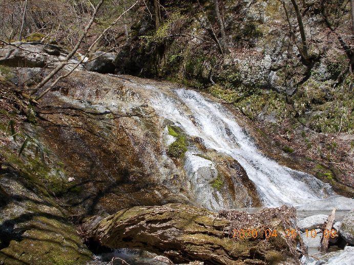 二俣出合の滝