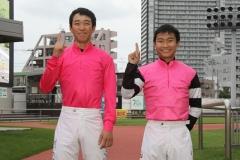 2019YJSTR川崎に挑む 中越琉世騎手と櫻井光輔騎手