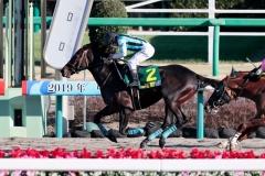 中越琉世騎手 JRA初勝利