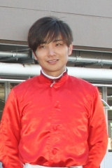 200101 2020年川崎競馬初日騎手お出迎え-05
