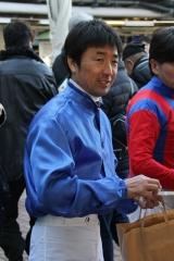 200101 2020年川崎競馬初日騎手お出迎え-07
