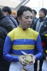 200101 2020年川崎競馬初日騎手お出迎え-10