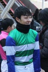 200101 2020年川崎競馬初日騎手お出迎え-14