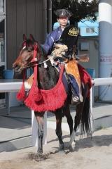 200103 川崎競馬流鏑馬(やぶさめ)騎射式-01