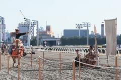 200103 川崎競馬流鏑馬(やぶさめ)騎射式-06