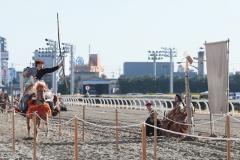 200103 川崎競馬流鏑馬(やぶさめ)騎射式-07