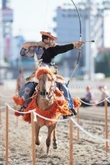 200103 川崎競馬流鏑馬(やぶさめ)騎射式-09
