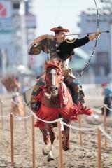 200103 川崎競馬流鏑馬(やぶさめ)騎射式-10