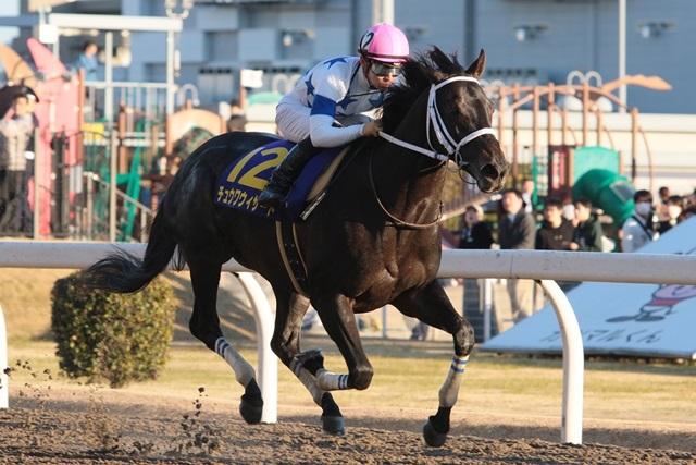 200129 川崎記念-05 優勝はチュウワウィザード