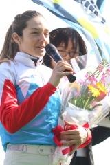200222 LVR2020 佐賀ラウンド 騎手紹介式 ミカエル・ミシェル騎手-02