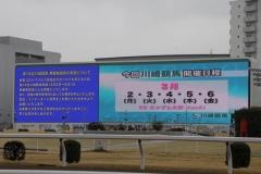 200302 無観客競馬開催の様子-01
