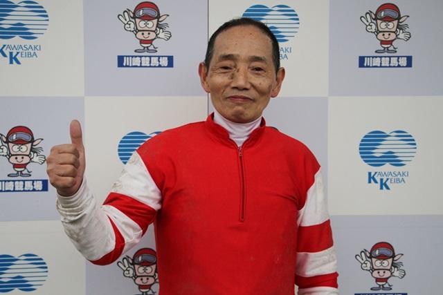 200304 森下博騎手 最年長勝利記録更新-11
