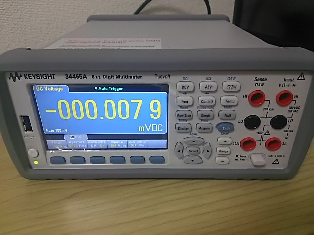 Keysighttechnology 34465A