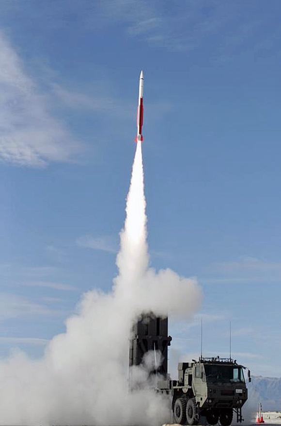 新たな対弾道迎撃ミサイルの開発。 - 防衛