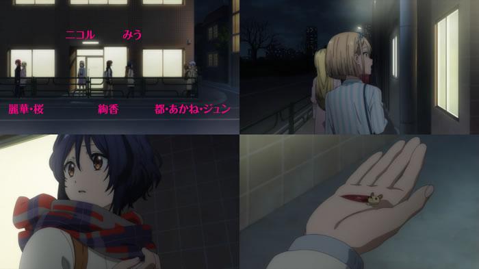 TVアニメ『22/7』第3話 | Aパート