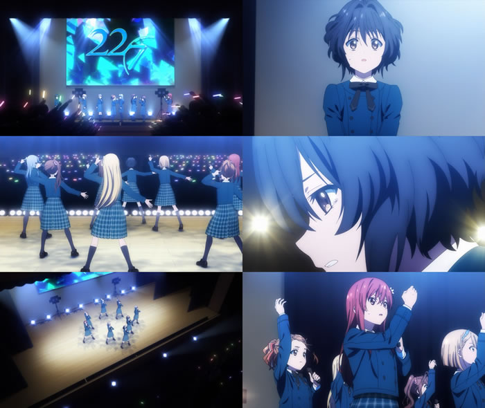 TVアニメ『22/7』第3話 | Bパート