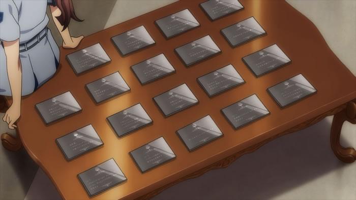 TVアニメ『22/7』第6話   Aパート 『壁』の指令