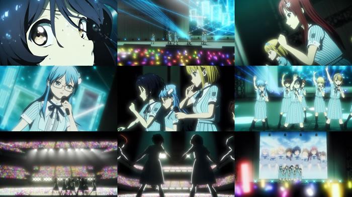 TVアニメ『22/7』第8話   Bパート