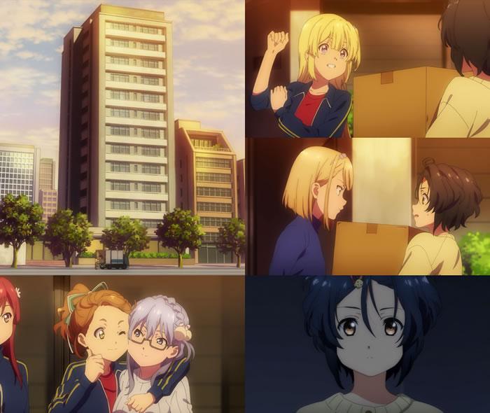 TVアニメ『22/7』第8話   Cパート