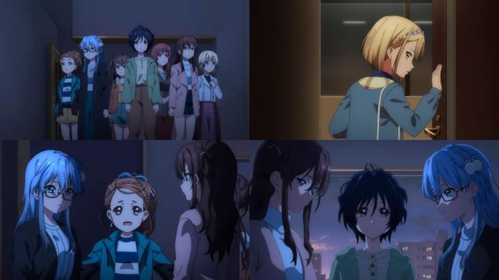 TVアニメ『22/7』第10話 | Aパート