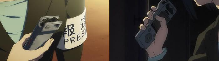 TVアニメ『22/7』第10話 | Bパート | ICレコーダー