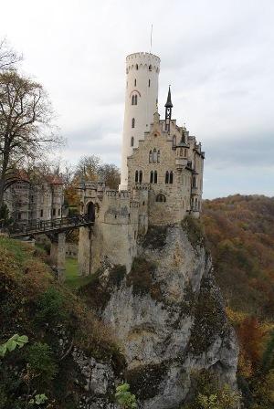 リヒテンシュタイン城1