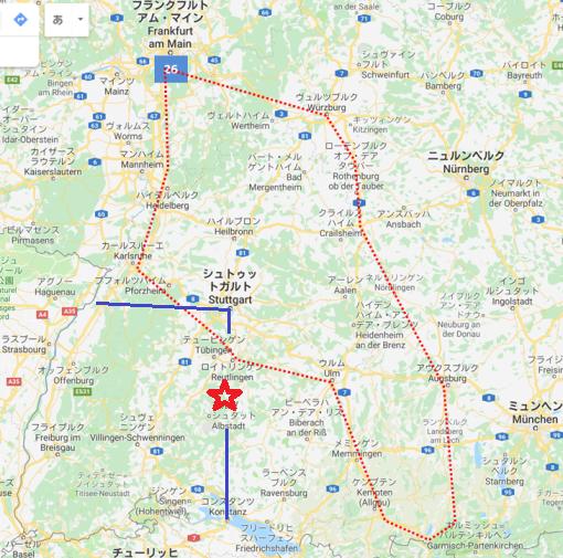 地図_Sigmaringen