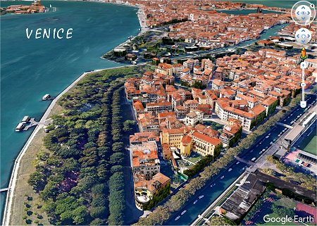 Google Earth VENICE