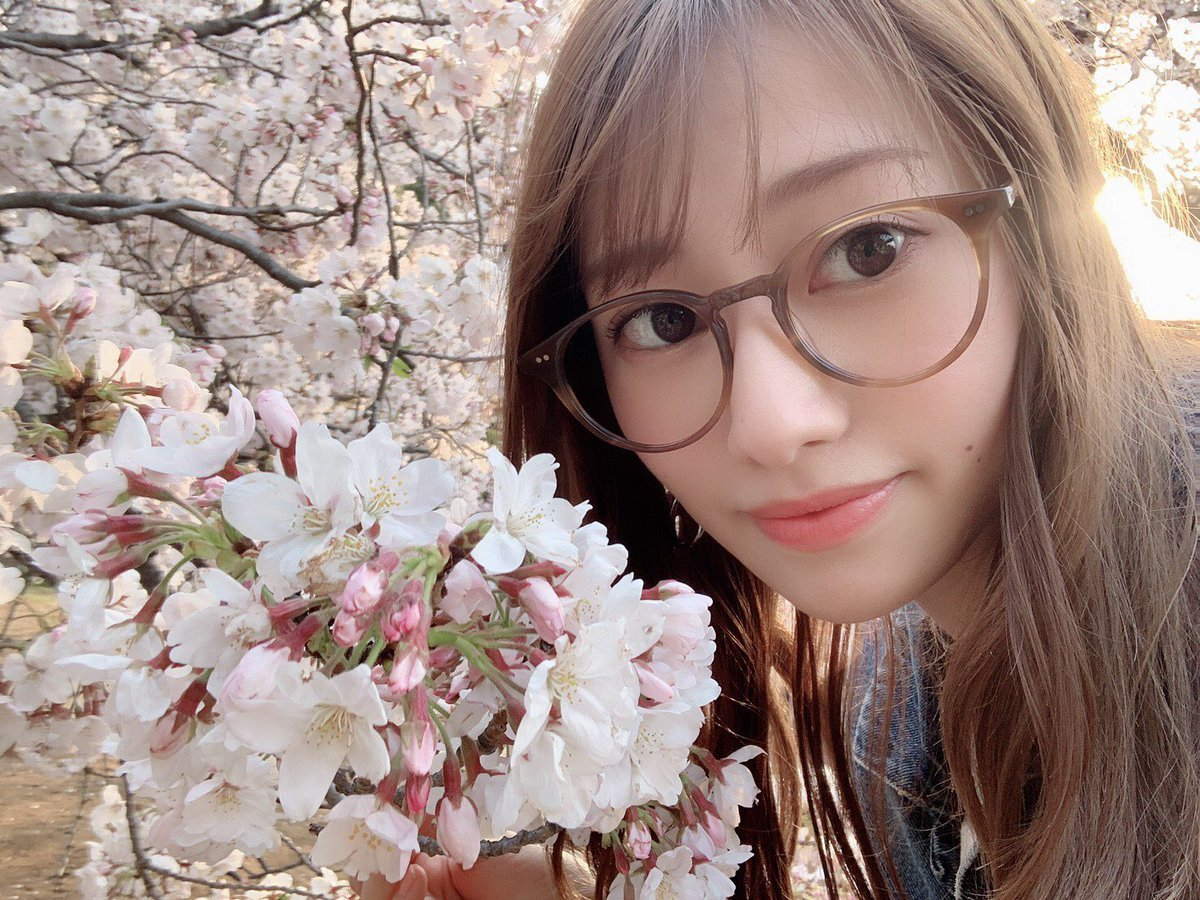 桜井玲香 2020 桜 済み