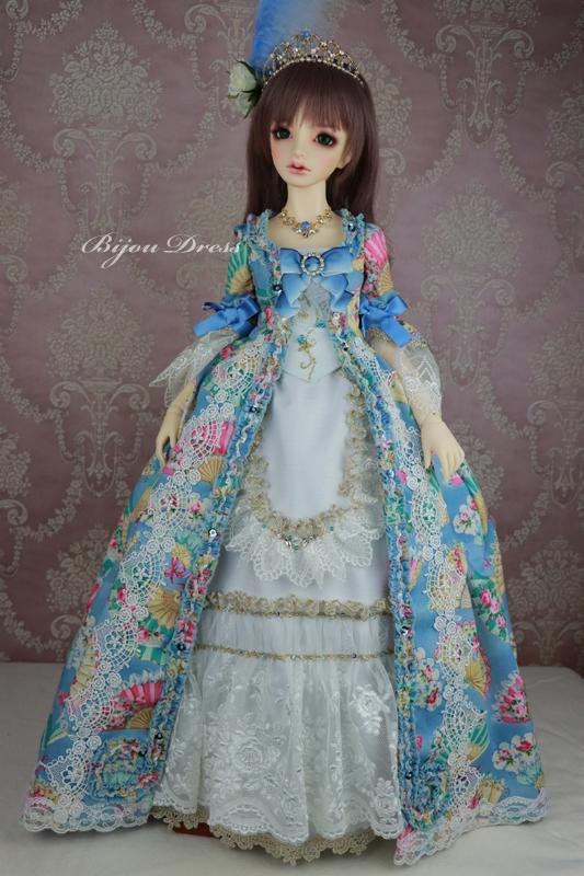 ドルパ42 ドレス