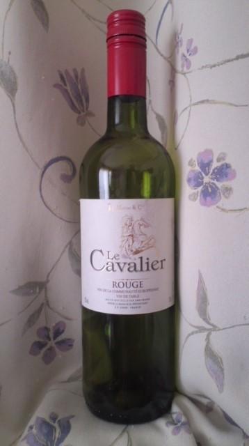 J.J. Mortier(ジェ・ジェ・モルチェ)「Le Cavalier Rouge(ル・カヴァリエ・ルージュ)」