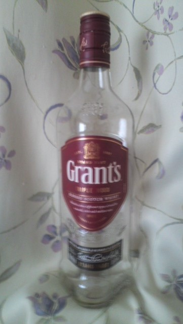 Grant's TRIPLE WOOD BLENDED SCOTCH WHISKY(グランツトリプルウッド)