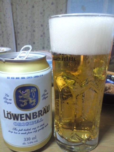 LÖWENBRÄU ORIGONAL(レーベンブロイ)