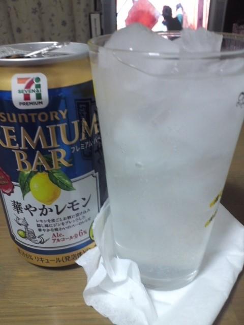セブンアンドアイ「サントリー PREMIUM BAR(プレミアム・バー)華やかレモン」