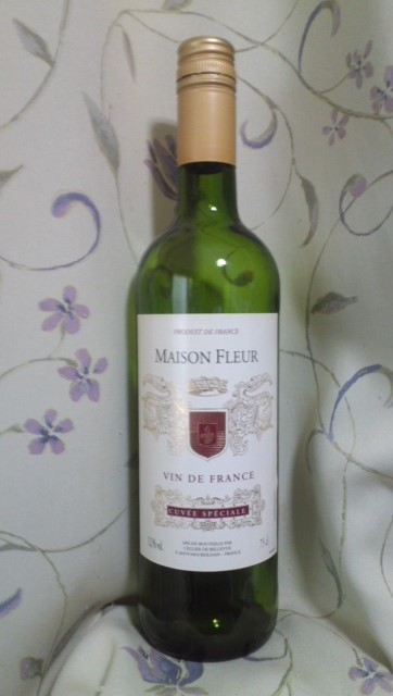 MAISON FLEUR VIN DE FRANCE(メゾン・フルール)Cuvée Spéciale 2017