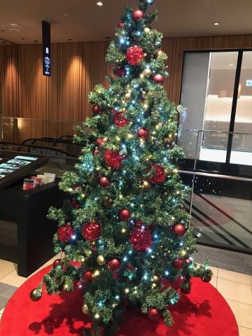 なな_クリスマスツリー