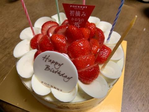 なき ブログ ケーキ