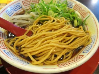 新福菜館麺