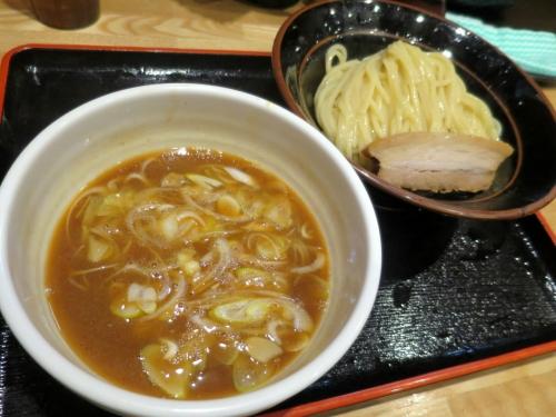 睡蓮つけ麺