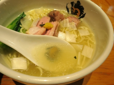 満鶏軒スープ