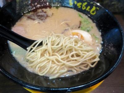 いちもんじ麺