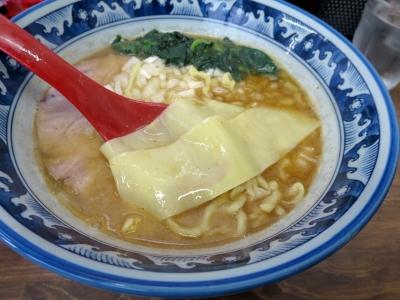 しゅはり屋イチ推麺
