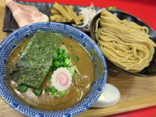 和の華つけ麺3