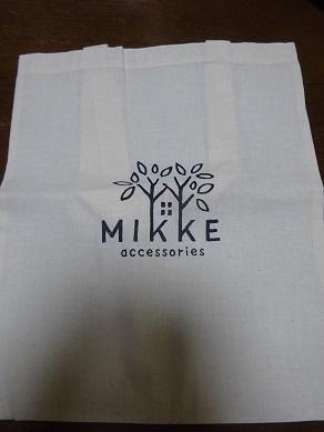 MIKKEのバッグ