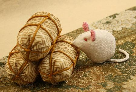俵のネズミ