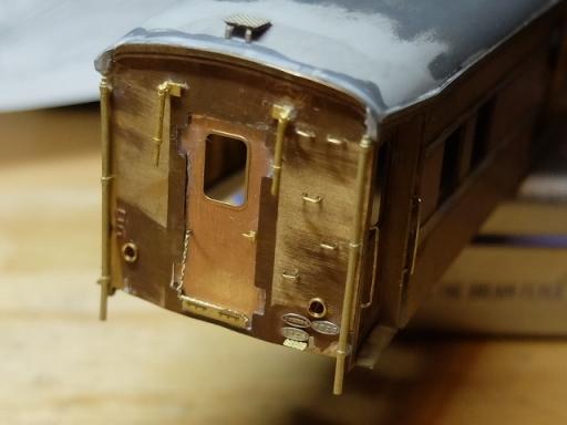 マニ35 111 ドア交換