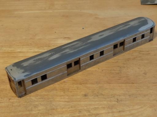 マニ35 111 屋根削り