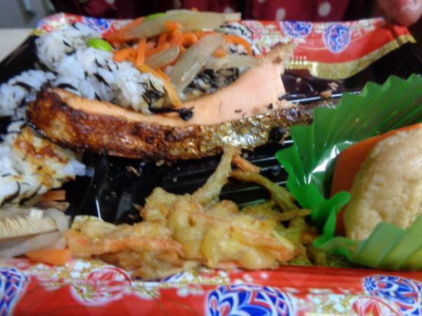 10/11 ハービシ・鮭西京焼き&ヒジキ飯