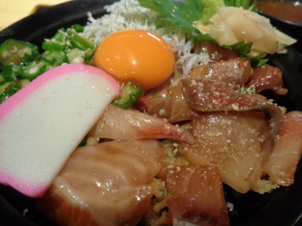 12/4 UROKO・天海丼