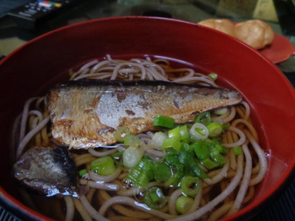 2/28 家食・にしん蕎麦